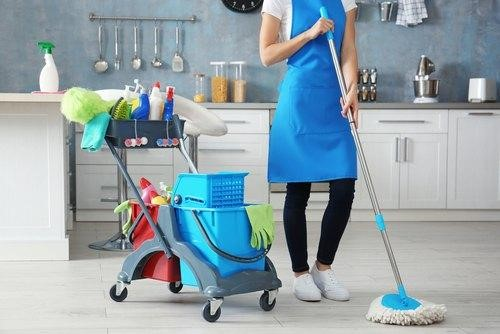 How to register a cleaning service company in Dubai?